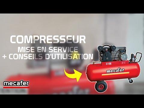 utilisation d'un compresseur - 0 - Règles de base pour une bonne utilisation  d'un compresseur ?