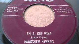 HAWKSHAW HAWKINS - I