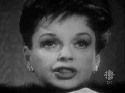 Judy Garland on her daughter Liza Minnelli & fame: CBC Archives | CBC