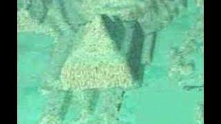 У берегов Кубы обнаружен подводный город. Пирамиды и дворцы на  дне океана. Документальный фильм.