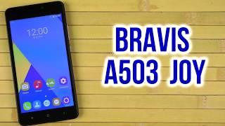 Дисплей Bravis A503 JOY