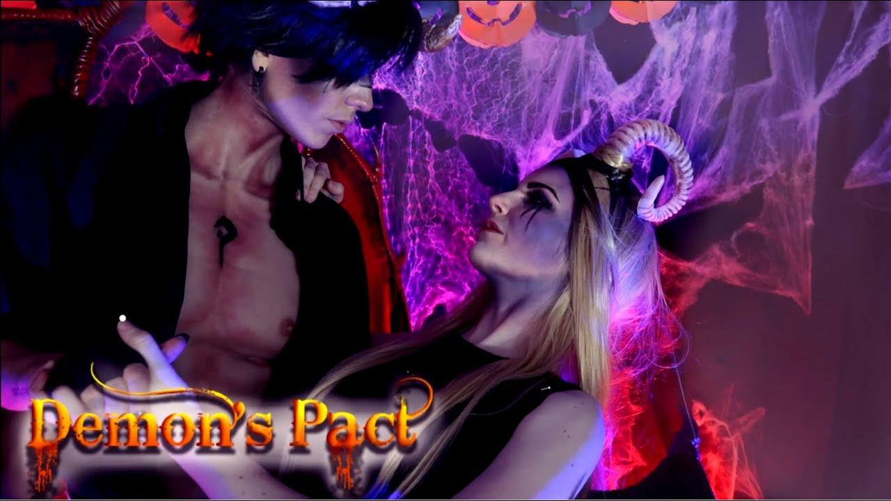 Demon's Pact p5 CMV - KuroKenma: Teeth
