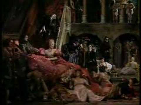 Barcarolle The Opera And I >> Les Contes D Hoffmann Barcarolle Youtube