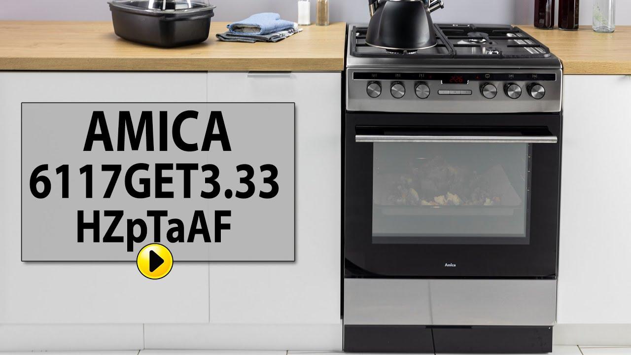 Kuchnia Amica 6117get3 33hzptaaf Xx Youtube