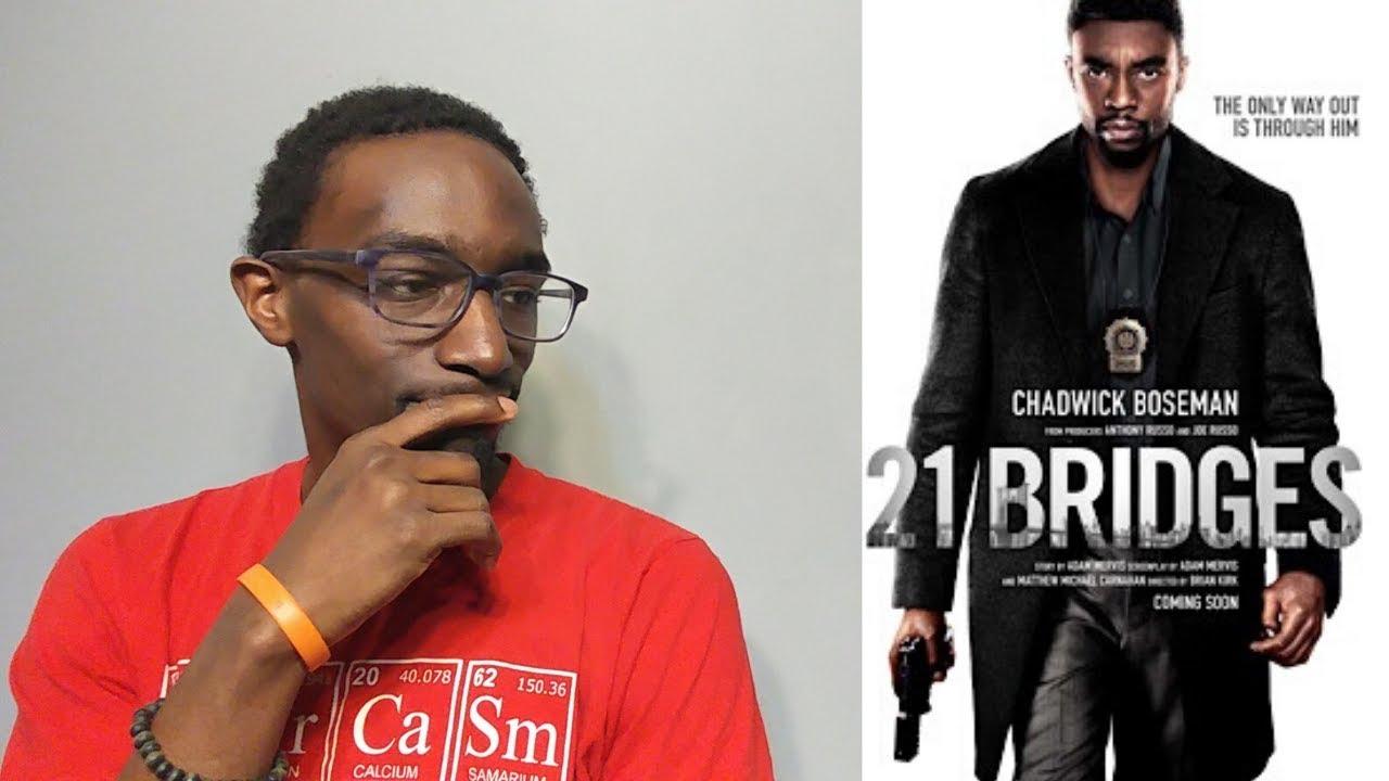 '21 Bridges' Review: Catch Us if You Can'21 Bridges' Review: Catch ...