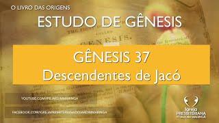 Gênesis 37 - Os descendentes de Jacó  17-06-2020