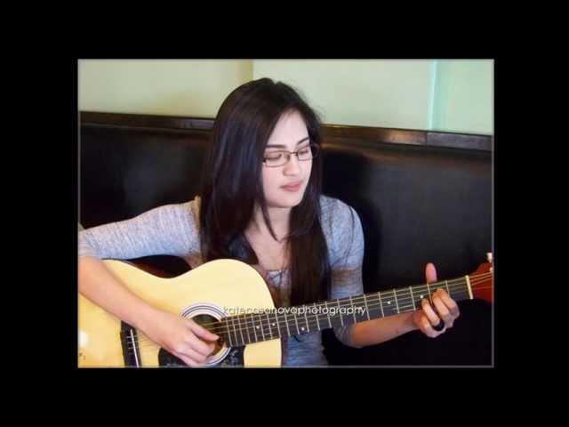 Girl On Fire-Alicia Keys ft Nicki Minaj (Julie Anne San Jose cover)