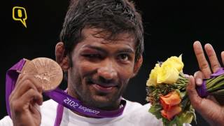 The Quint: For Yogeshwar Dutt, Nothing Less Than Gold Will Do in Rio