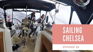 Episode 20 - Sailing Chelsea - Sea Rescue Goes Wrong & La Palma - Maderia Crossing