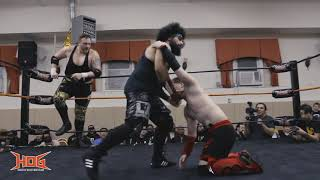 [Free Title Match]LAX vs Larger Than Life - House of Glory Wrestling