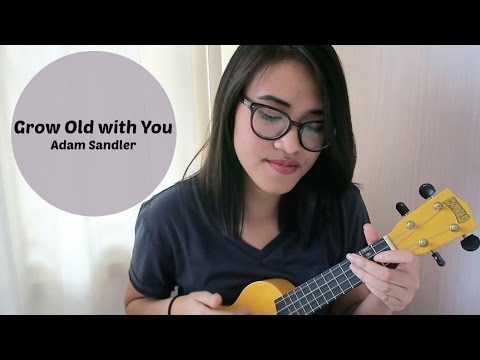Grow Old With You - OST Wedding Singer (Ukulele Cover)