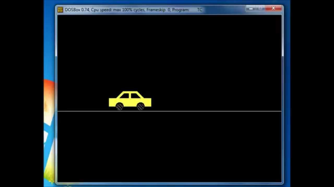 how to draw a 3d car in opengl