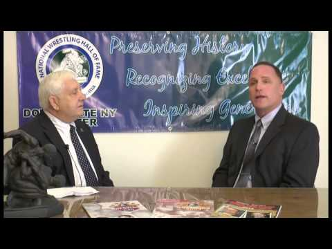 Paul Bass Wrestling Hall of Fame Interview