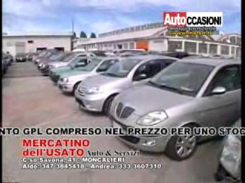 Mercatino dell 39 usato snc auto servizi youtube for Mercatino dell usato caserta