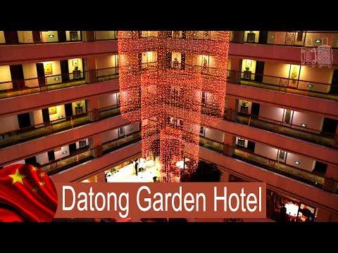 Datong Garden Hotel, Datong. China 2017