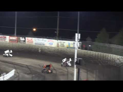 Dominic Scelzi 6-15-19 Main Event World of Outlaws Knoxville