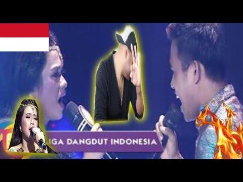 KEREEEN!! RARA - FILDAN Duet|  Sunn Raha Hai Na Tu | LIDA Top 5 | INDIAN REACTION TO INDONESIAN VID