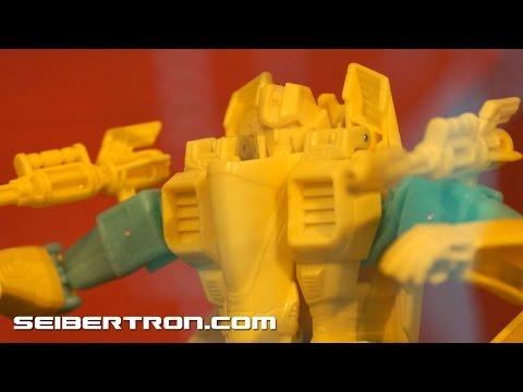 Unreleased Transformers Starscream Voyager Class Prototype