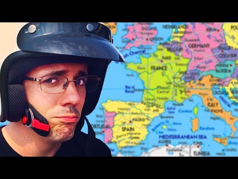 JOVEN'S RACE ACROSS EUROPE (Forza Road Trip)