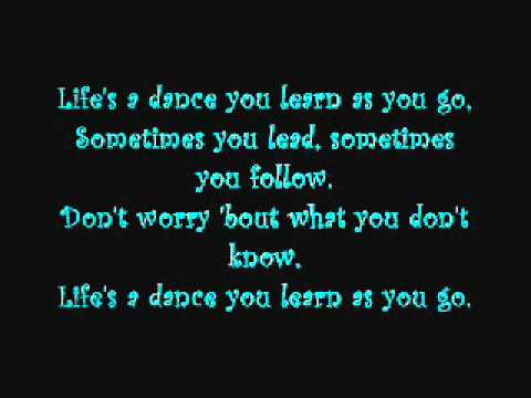 Life's A Dance - John Michael Montgomery ~ Lyrics
