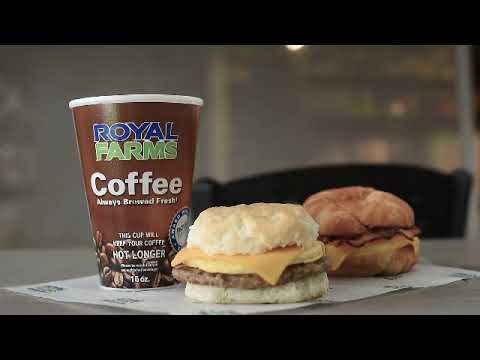 1b6b8272c Royal Farms and Justin Tucker Commercial 2017 - YouTube