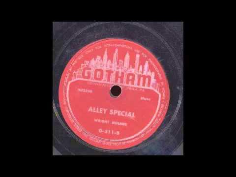 WRIGHT HOLMES - ALLEY SPECIAL - GOTHAM