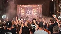 """Lordi """"Hard Rock Hallelujah"""" live at Reload, Sulingen 23.08.2019"""