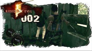[Resident Evil 5 Koop] mit ❤ Alice LP ❤ / Part #002 \ Hilfe [FULL HD] [GERMAN]