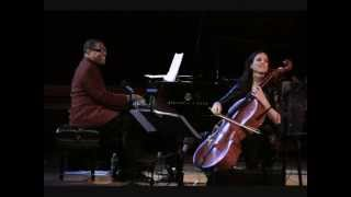 "Donal Fox Quartet with Maya Beiser:  ""Milonga del Angel"""