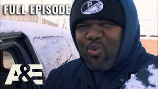 The COLDEST Day of the Year | Parking Wars | Full Episode (S5, E13) | A&E