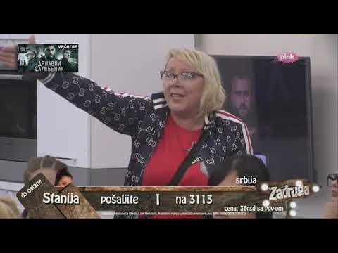 Zadruga 2 - Zorica se svađa sa Markom, Luna viče na nju - 13.04.2019.