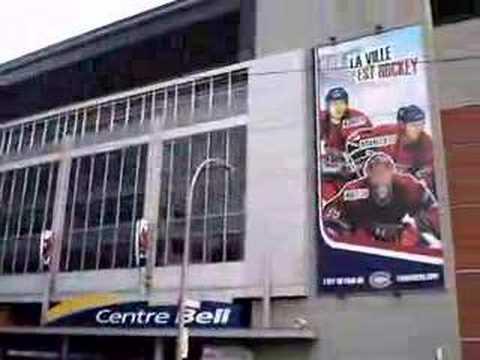 Centre Bell - Montréal