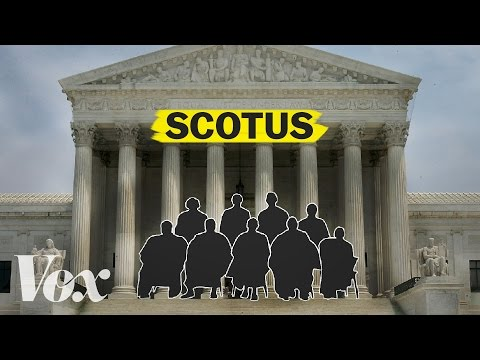 How a case gets to the US Supreme Court