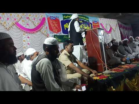 First Order in Qur'an.Heart Touching Speech By.Mufti Haroon Nadvi in Akot Maharashtra.2-11-18