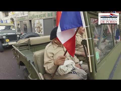 Commémoration de la Libération de Poissy - 27-08-2017