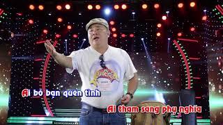 Karaoke Lệ Đời - Trương Phi Hùng