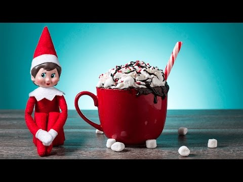 Mrs Claus Sweet Treats No Mess Cocoa Cup Cake Youtube
