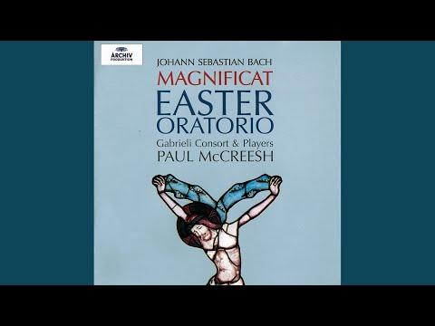 J.S. Bach: Kommt, eilet und laufet (Easter Oratorio) , BWV 249 - Version: Paul McCreesh - 9....