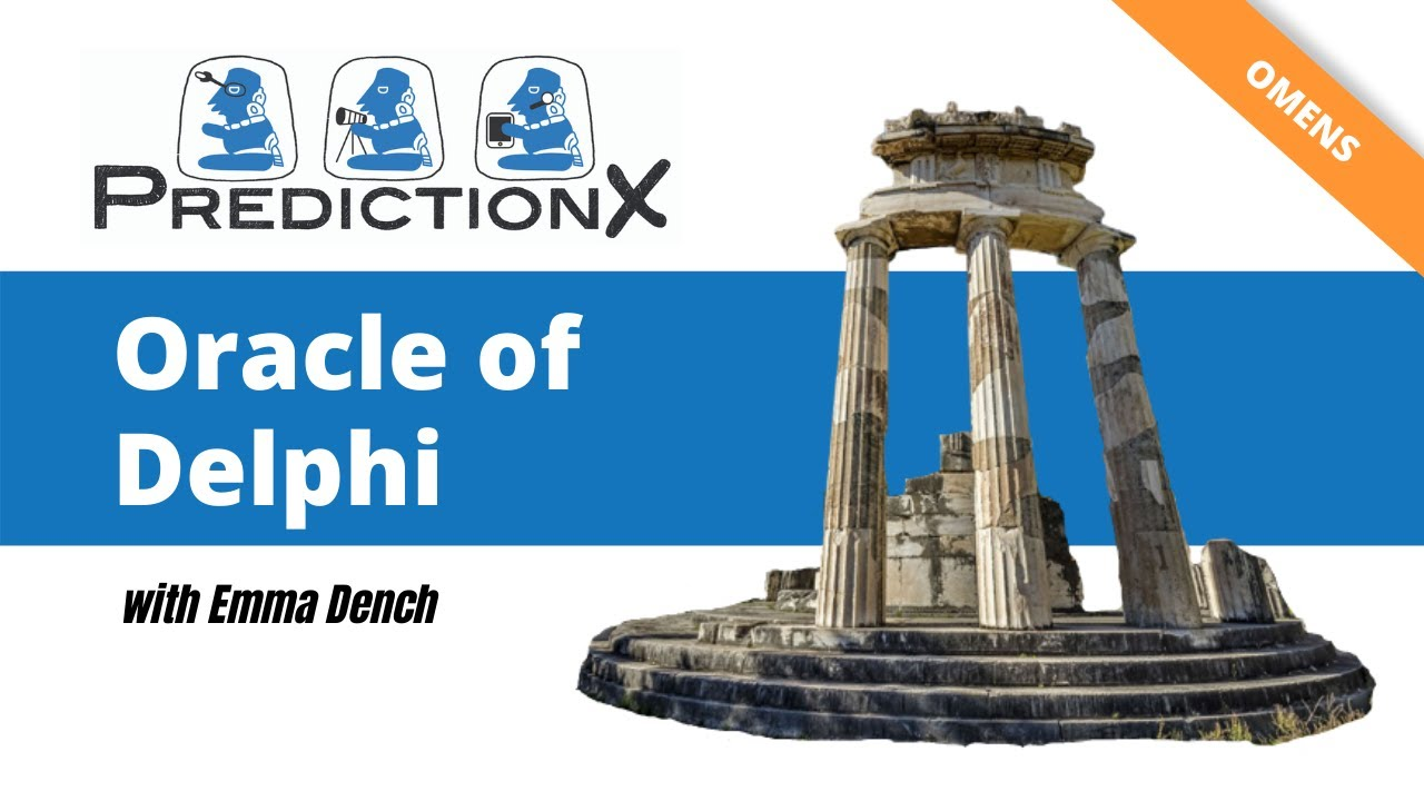 Oracle of Delphi - Emma Dench