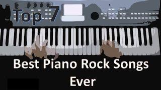 top 7 intro de rock en piano piano riffs in rock moromusicpiano