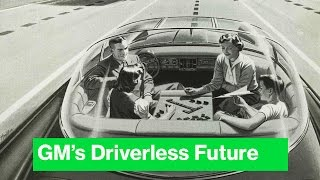 The Driverless Future, Brought to You by GM?