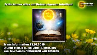 ENERGIE-UPDATE 15. JULI 2019 ~ ERIC RAINES - Transinformation.net