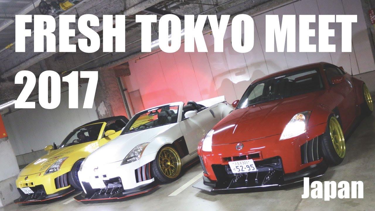 The Best of Fresh Tokyo Car Meet 2017 - 12/01/17 - PerformanceCars
