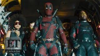 Carlos Breaks Down Full-Length 'Deadpool 2' Trailer | Deadpool 2