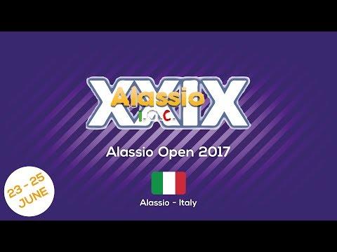 Alassio Open 2017   WDSF International Open Standard Adult   Final - Quickstep