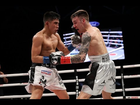 Fight of The Month (February 2020) Julio Cesar Martinez vs Jay Harris