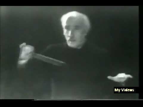 Arturo Toscanini conducts Rossini