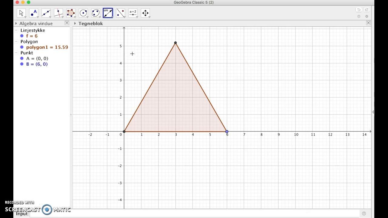 Terminsprøve og eksamen opstilling i skriftlig matematik