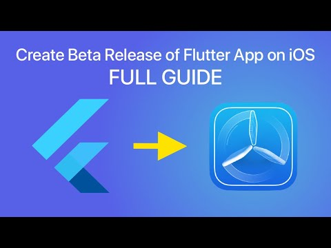How To Use TestFlight To Beta Test Flutter App For iOS