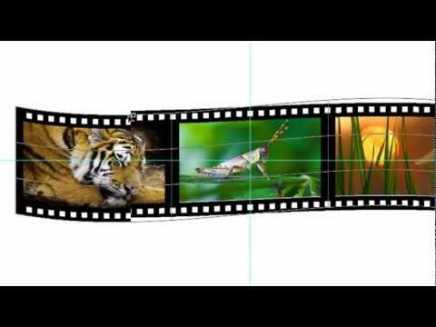Efecto cinta de pelicula Photoshop Fácil by Yanko0